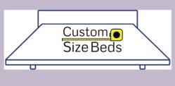 Odd Size Divan Beds