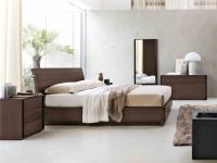 wooden bedsteads bed