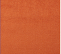 Mystere Soft Velvet - Tangerine
