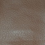 Faux Leather Brown Grained