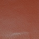 Faux Leather Tan Grained