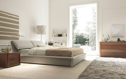 Abbraccio Bed by SMA Mobili