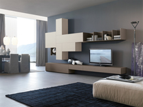 Atlante Wall Display Units