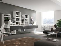 Tomasella Atlante Display Wall Units