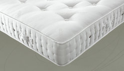 Baccarat 2000 Pocket Spring Small Double Mattress (Hard) 120cm