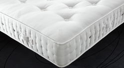 Baccarat 2000 Pocket Spring Mattress (Hard) Euro sizes