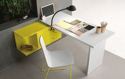 Battistella Nidi Desk and Wall Unit