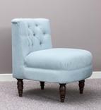 Celeste Classic Upholstered Bedroom Chair