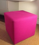 Children's Cube Bedroom Stool