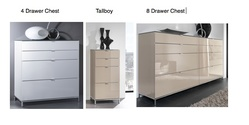 Wellemobel Chiraz chest of drawers
