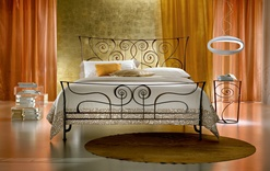 Ciacci Brigitte Metal Bed