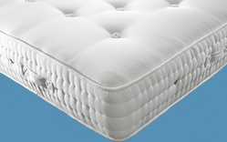 Cloud Interactive Pocket Spring Mattress (Medium) Euro sizes