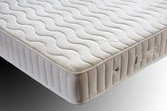 Contour Coil Spring Mattress with Memory Foam (Medium) 150cm