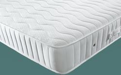 Contour Coil Spring Euroking size Mattress with Memory Foam (Medium Soft) 160cm