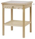 Cotswold Caners classic bedside table