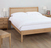 Cotswold Caners Henley low bed
