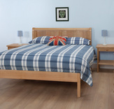 Cotswold Caners Henley Panelled low bed