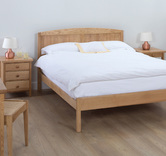 Cotswold Caners Lichfield Panelled low bed