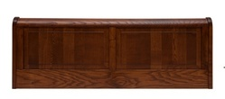 Cotswold Caners panelled headboard