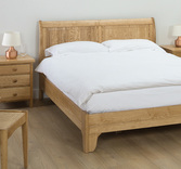 Cotswold Caners Staffa low footend bed