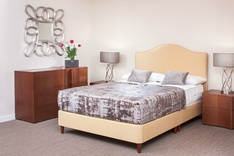 Crown Boutique Upholstered Bed