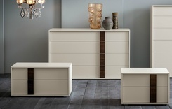 Dall\'Agnese Flipper 4 Drawer Dresser - many colours available