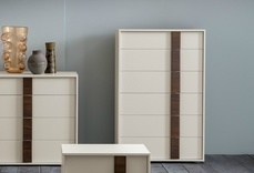 Dall'Agnese Flipper 6 Drawer Tallboy - many colour combinations
