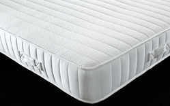 Deluxe Ortho Coil Spring Mattress (Hard) Euro sizes
