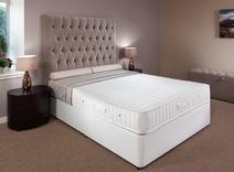 Deluxe Ortho divan bed (hard) 152cm