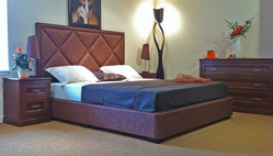 Diamond Bespoke Bed