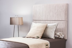 Domino single headboard - colour choice