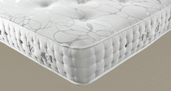 Fantasy 2000 Small Double Pocket Sprung Mattress (Extra Firm) 120cm