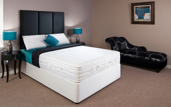 Finesse 2700 Pocket Sprung Divan (luxury firm) 200cm