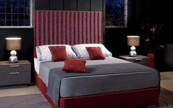 Florence Boutique Upholstered Bed