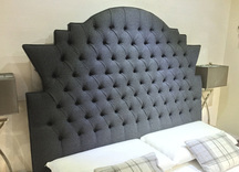 Grosvenor Upholstered Headboard