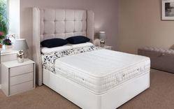 Hampton Reflex Ever Firm Coil Sprung Superking Divan Bed (Firm) 183cm