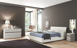 Karisma Bed by SMA Mobili