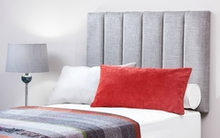 Kate luxury single headboard - colour choice