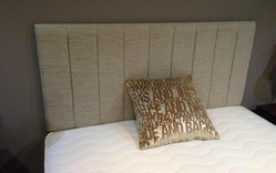 Kate upholstered headboard