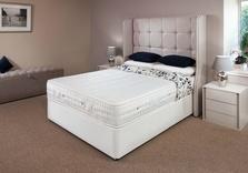 Longer Length Superking Size Divan Beds