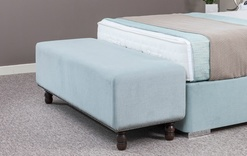 Lucette Classic Upholstered Bench Seat
