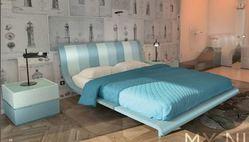 Mazzali Zefiro bed