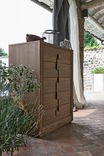 Tomasella Medea Tall 5 Drawer Chest