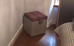 Mini Ottoman Box Stool