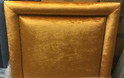 Monaco upholstered headboard - colour choice