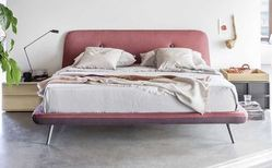 Novamobili Circe Upholstered bed