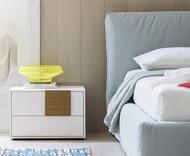 Novamobili Dotty Bedside Cabinets