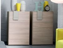 Novamobili Dotty Tallboy Chest of Drawers