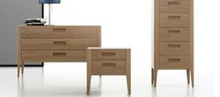 Novamobili Giotto bedroom furniture