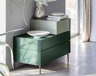 Novamobili Giro-Giro 3 Drawer Display Unit - many finishes